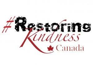 restoring kindness canada logo